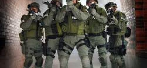 swat team ferguson