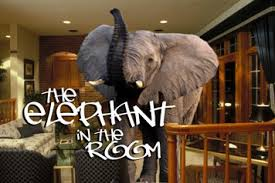 ebola elephant in the room