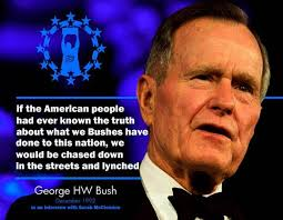 waking up bush if the people only knew