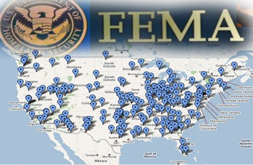 FEMA Camps are spreading like a bad cold.  However, the FEMA camp facilities are only capable of housing about 800,000 detainees. Therefore, the conversion of existing structures into makeshift FEMA Camps is needed.