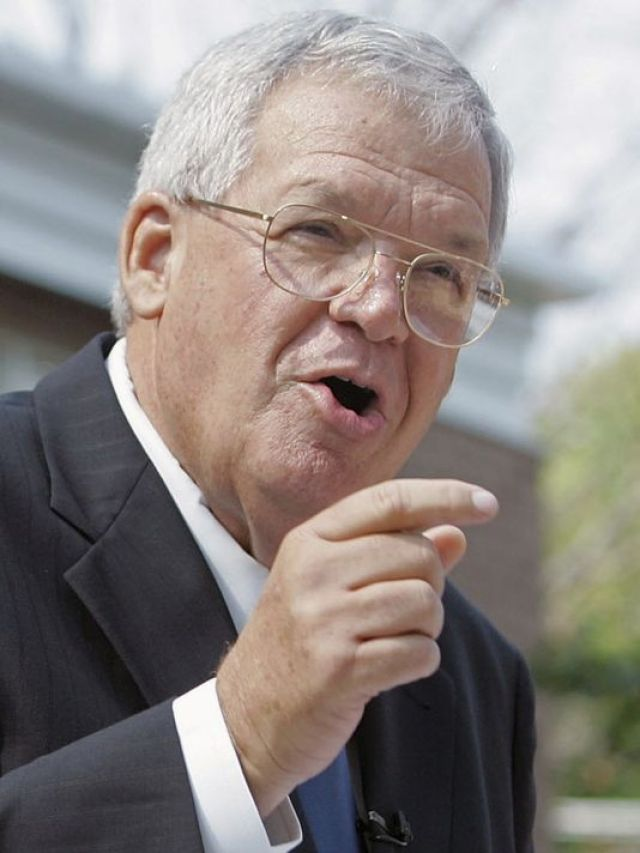 Former Speaker of the House, Dennis Hastert, is headed to prison for taking his money out of his own bank account!