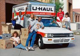 uhaul and family