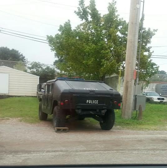 Is this what they need in Adamsville to hand out parking tickets?