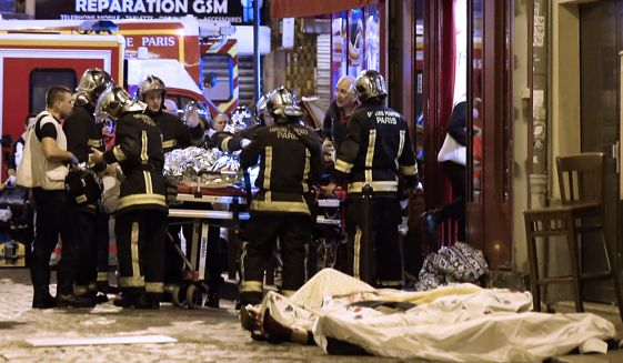 Tragedy strikes Paris at the hands of Muslim immigrant extremists.