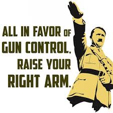 """""""Give me your gun, I will keep you safe""""."""