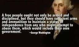 gw 2nd amendment