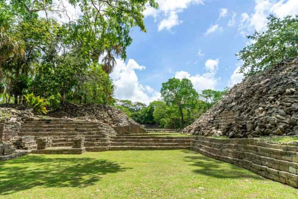 Top 10 Best Things To Do in Belize featured by top US travel blog, The Common Traveler: image of Lubaantun ruins in Belize