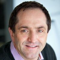 Egencia senior vice president for the Americas Mark Hollyhead