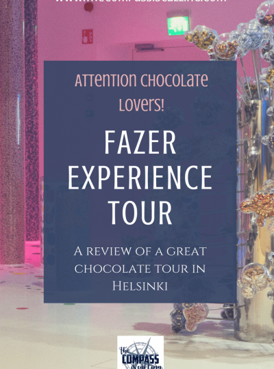 Fazer Experience Tour: A Review of the Finnish Chocolate Factory