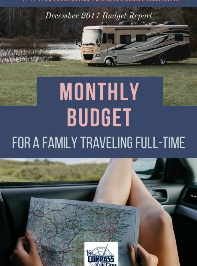 Full Time Travel – December Budget Report – How'd We Do?