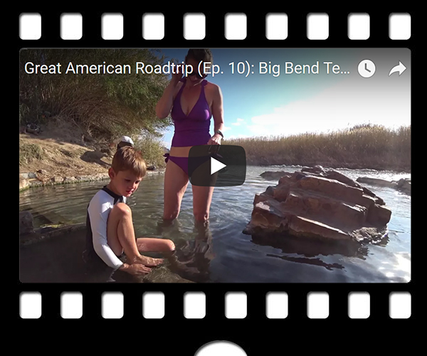 VIDEO - Episode 10: Exploring Big Bend