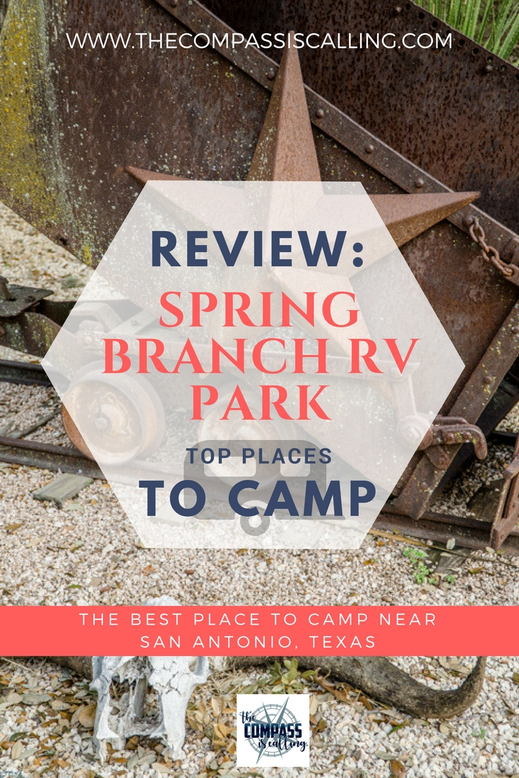 The Best RV Park Near San Antonio - Spring Branch RV Park | Texas | United States #camplife #rv #camping