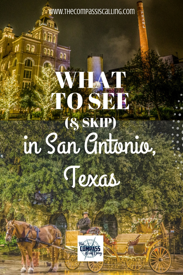 San Antonio is a wonderful and authentic city in Texas. There are so many things to do, how do you choose? In this article, we outline the places you should see (& skip) in San Antonio. | #texas #sanantonio #visittexas | US Vacations