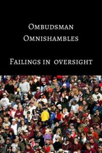 Lots of people text Ombudsman omnishambles