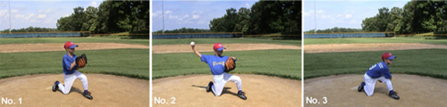The Complete Pitcher's FREE Baseball Pitching Drills: The Knee Drill
