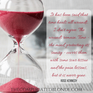 Time Quote - Hour Glass