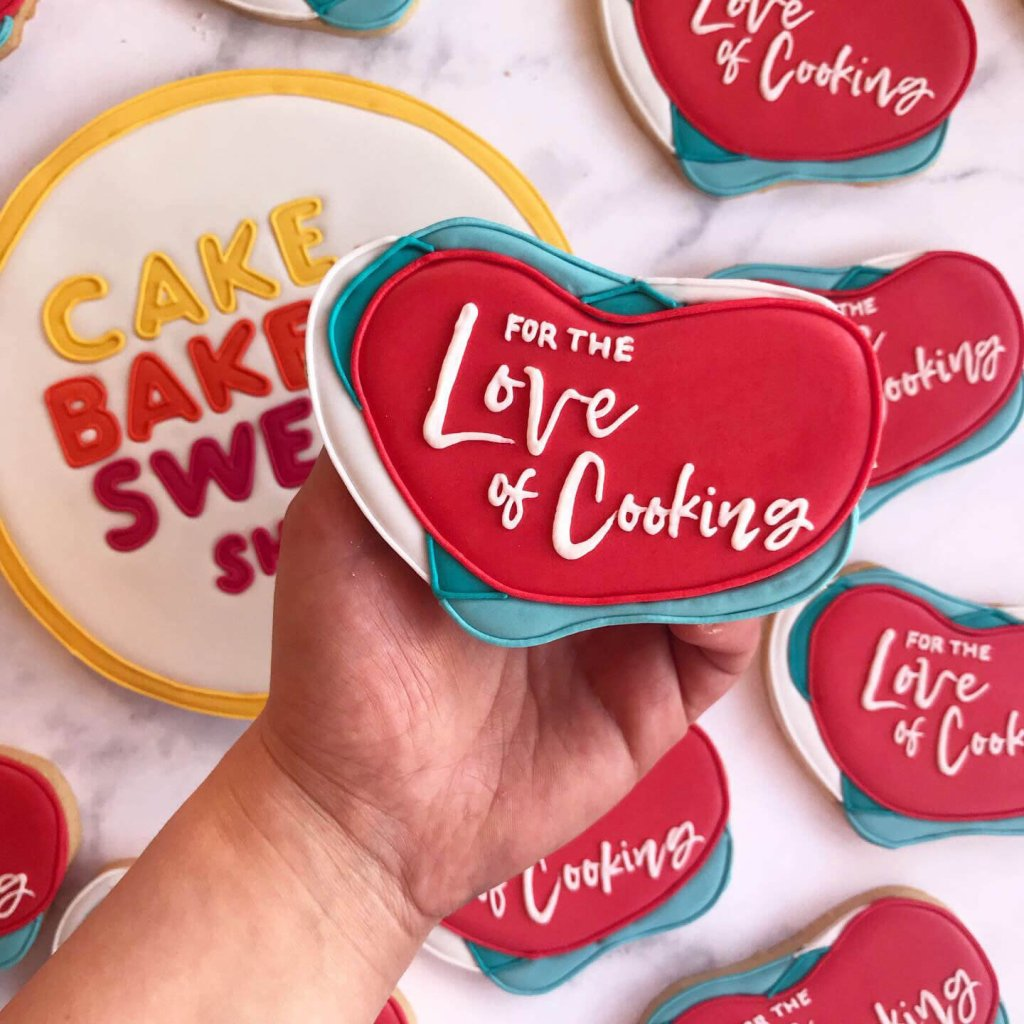Personalised cookies melbourne for CBSS