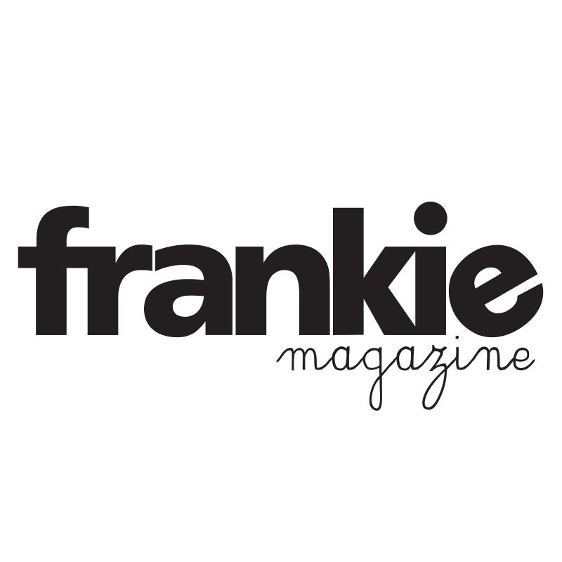 frankie magazine logo