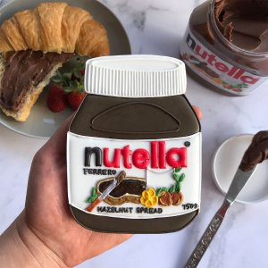 Personalised Biscuit for Nutella