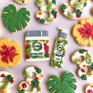 Custom Packaging Personalised Cookies made for Tribe