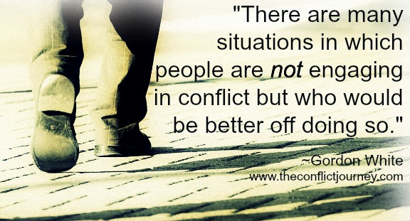 from 'Seven Reasons to Embrace Conflict'
