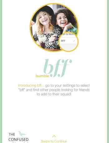 Bumble bff can you really find friends on an app? the confused millennial