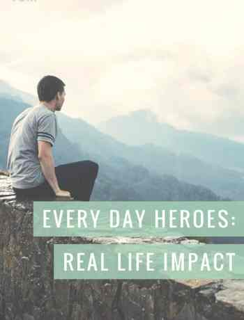 every day heroes real life impact kevin king rachel ritlop the confused millennial