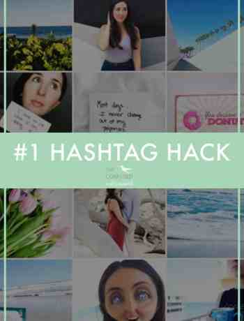 Want help with Instagram Hashtags? What the heck is a hashtag and why do you need it? Not sure how to effectively use hashtags? Tired of typing out hashtags every time you post to Instagram? Check out my favorite Instagram hashtag hack on the blog, theconfusedmillennial.com - No more typing out hashtags for hours or getting stuck in a hashtag rut!
