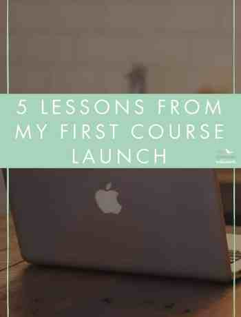 Thinking about launching your first digital course? Not sure where to start with launching a course on-line? Check out the 5 lessons I learned during my first course launch, that I couldn't learn from another coach or course. The Confused Millennial
