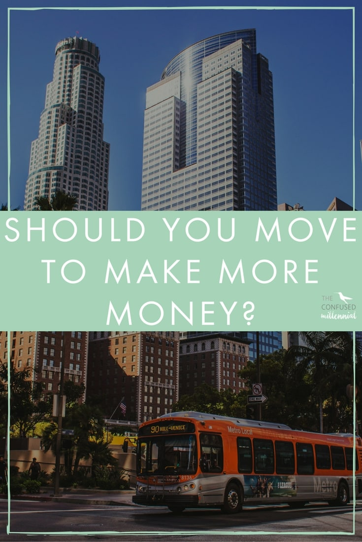 You got a job offer for a position in a new city that pays more than your current position. Everything seems great, but what other costs should you consider before quitting your job and moving to a new city? - The Confused Millennial