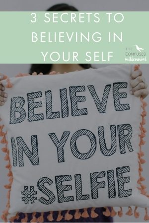 Struggling with making your dreams a reality? Want to reach for the stars? 3 Secrets to believing in yourself. Overcome low self esteem, self deprecating thoughts, anxiety, or depression by believing in yourself. Self love and self care are so important to being our best selves.