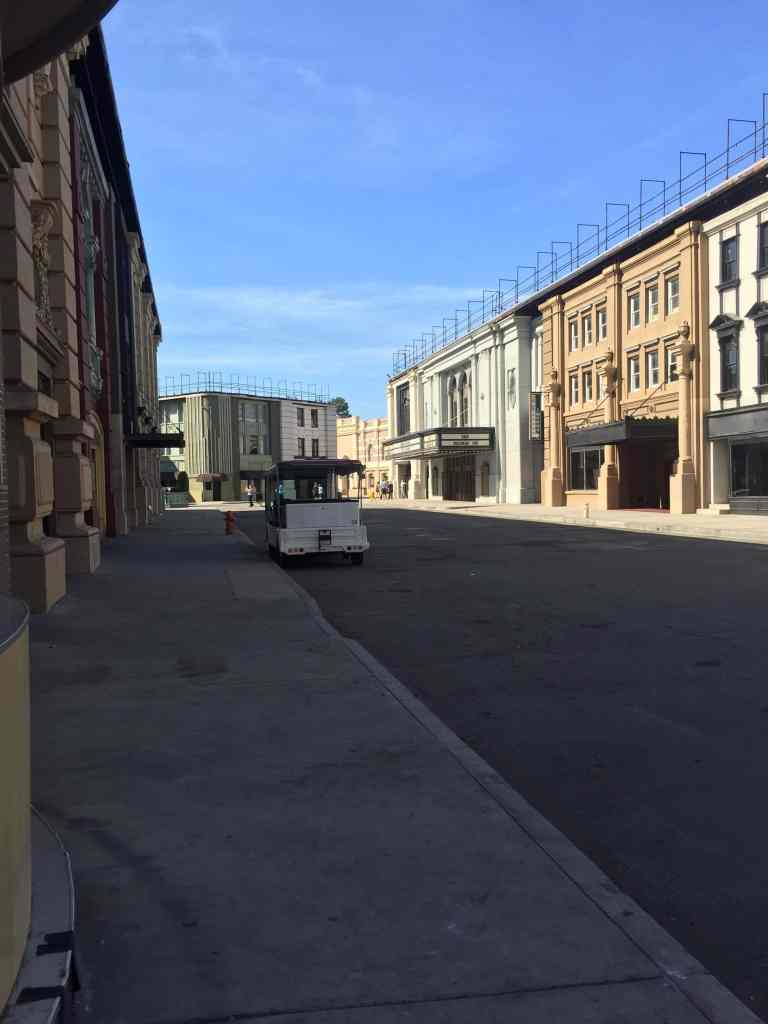 warner bros studio deluxe tour