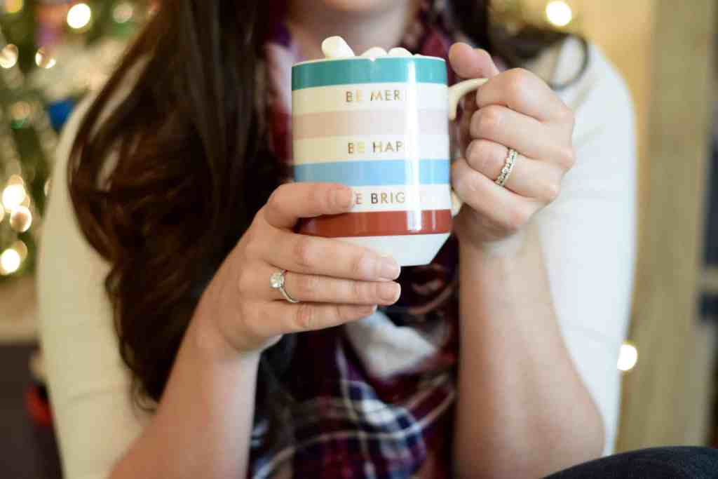 holiday mug blog passion project hello rigby