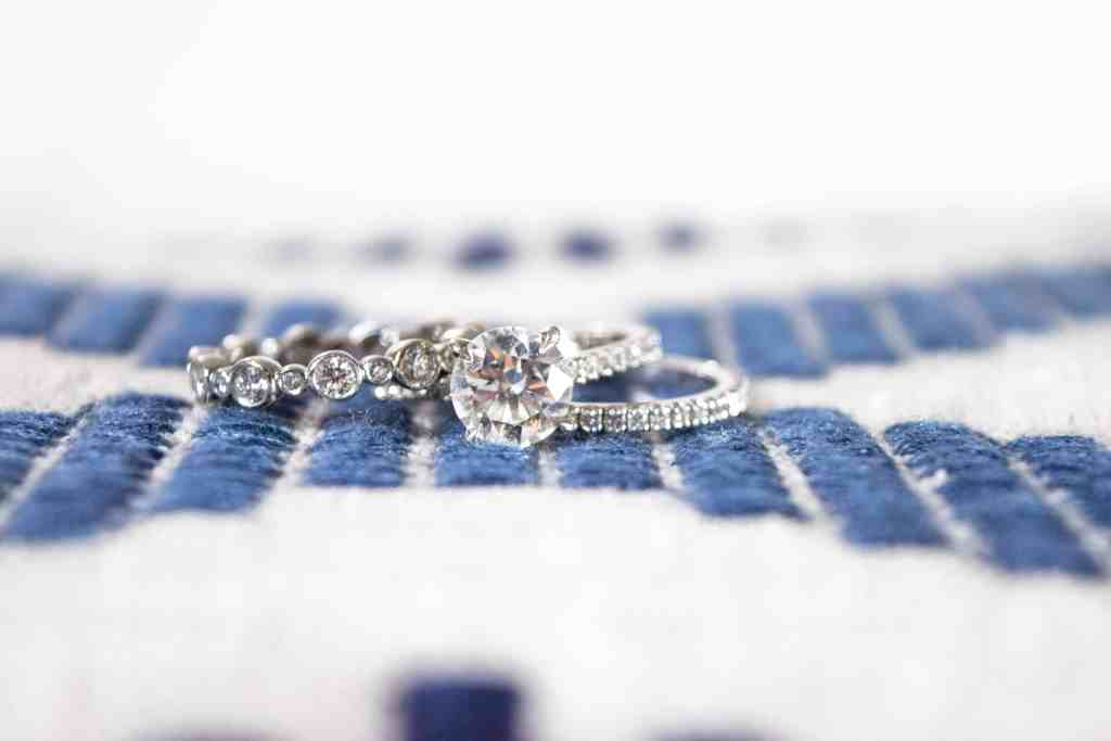 5 tips on how to care for your engagement and wedding rings