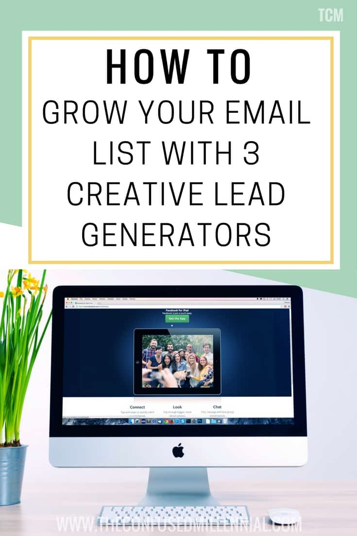 tips for how to grow your email list for your blog and social media, email list building ideas for bloggers, #emaillist, #bloggers, #bloggertips, #bloggingtips, #emaillisttips