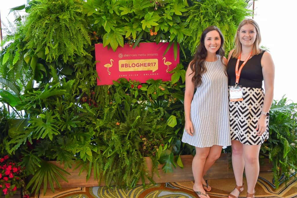 rachel gualt, small town and city lights, millennial bloggers at blogher, she knows media
