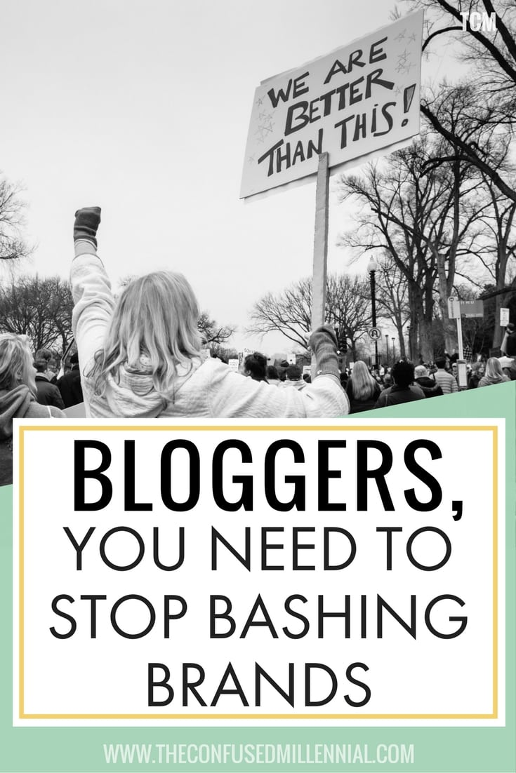 tips for new bloggers, bloggers stop doing this, bloggers don't matter, advice for bloggers