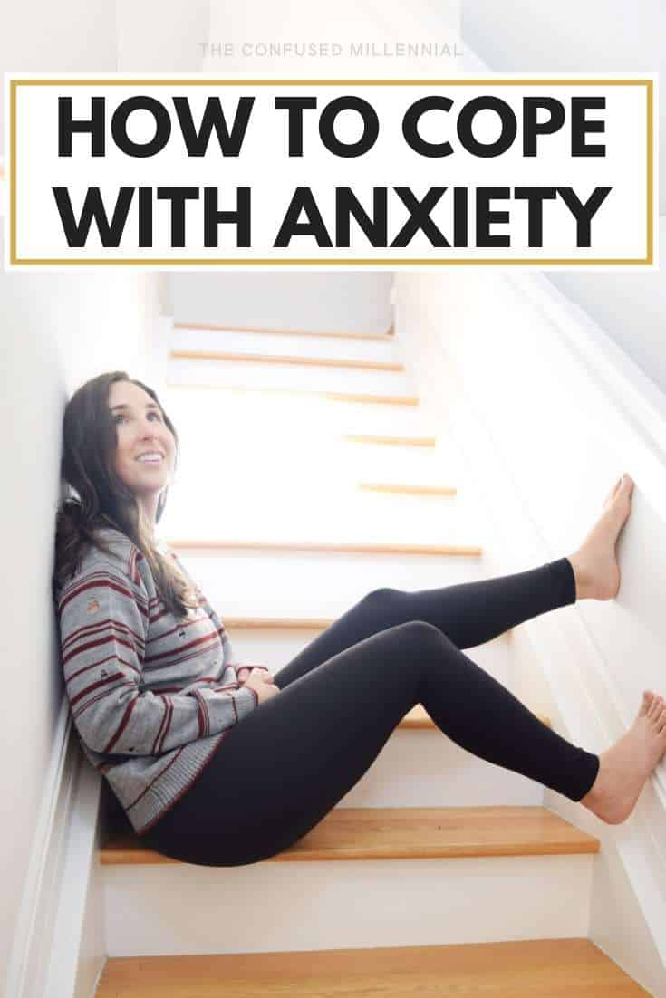 how to cope with anxiety, tips to cope with stress and change, how I worked through my anxious thoughts, tips for depression and sadness, mental health journey and awareness, positive self talk worksheets, #positivemindset, healing journey