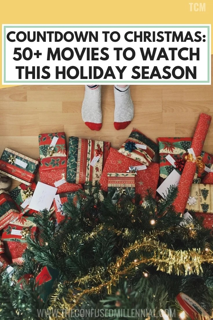 Countdown To Christmas: 50+ Movies To Watch This Holiday Season, list of hallmark christmas movies on netflix, classic best abc family holiday movies, 25 days of christmas movies to watch, #christmasmovies, #holidaymovies, over 50 of the best christmas movies to watch of all times