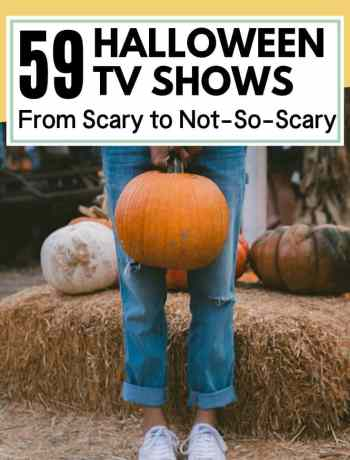 The Ultimate List Of 59 Halloween TV Shows From Not-So-Scary To Scary & Where To Stream