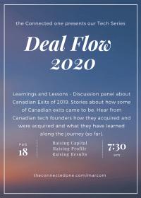 Deal Flow 2020