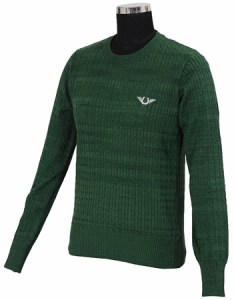 TUFFRIDER CLASSIC CABLE KNIT SWEATER