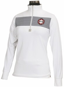 Equine Couture PATRIOT POLO LONG SLEEVE LADIES
