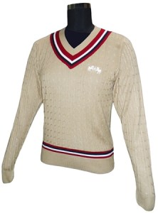 Equine Couture Cricket Cable Knit Sweater Ladies