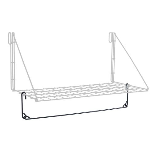 Clothes Bar for Portable Shelf