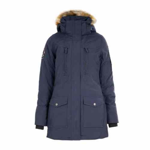 Horze Brooke Women's Long Parka Jacket (1)