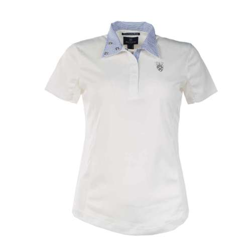 Horze Crescendo Blaire Short-Sleeved Functional Show Shirt