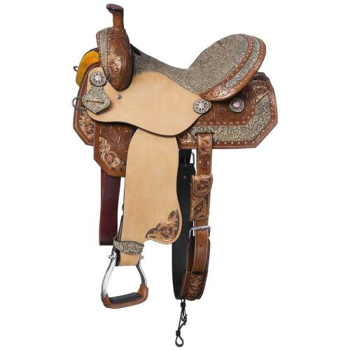 Jameson Southern Charm Collection Barrel Saddle