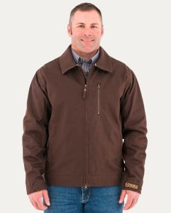 Noble Outfitters Ranch Tough Jacket dark chocolate