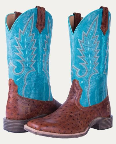 Noble Outfitters Women's All Around Boots Square Toe Cheyenne